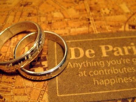 Gợi ý 12 mẫu nhẫn cưới dưới 5 triệu đồng giúp nàng tiết kiệm