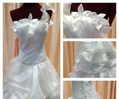 Áo cưới Net-A