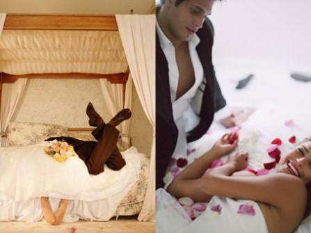 Cần làm gì trong đêm tân hôn?