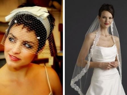 Mốt tóc cưới đơn giản và thanh nhã cho năm 2011