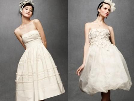 Cập nhật những quan niệm mới về váy cưới