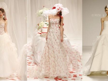Xu hướng Hè 2011: Áo cưới Princess lên ngôi