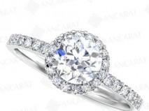 Nhẫn cưới Ancarat