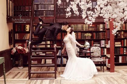 Phong cách chụp ảnh cưới hiện nay