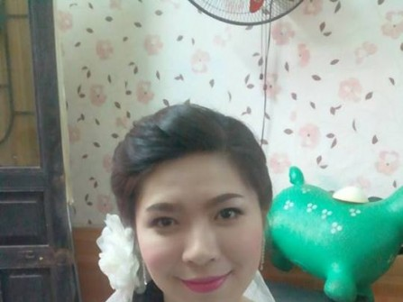 Make up Lệ Thu