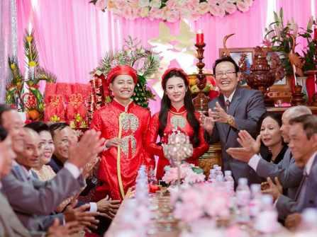 Nghi lễ rước dâu miền Bắc mà nàng dâu Việt không thể bỏ qua