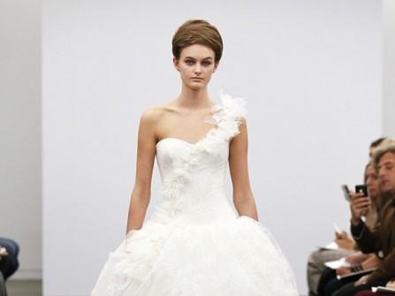 Bộ sưu tập áo cưới thu 2013 của Vera Wang