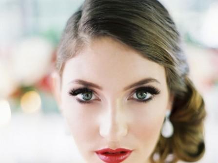 Ba xu hướng trang điểm cô dâu 2013