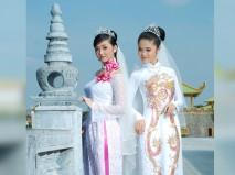 Áo dài Minh Trang