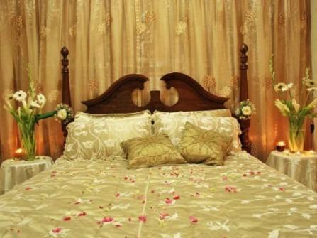 Biến phòng tân hôn thành thiên đường ngọt ngào
