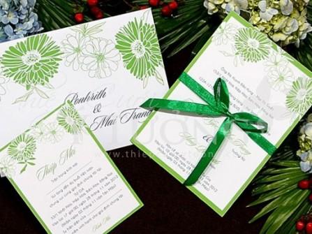 Đánh giá tháng 2/2013: 5 nhà cung cấp thiệp cưới sáng tạo tại TP.HCM