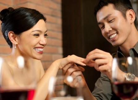 10 điều đầu tiên nên làm sau khi nhận lời cầu hôn