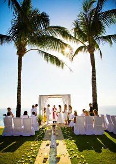 3 kinh nghiệm tiệc cưới ngoài trời: Chọn địa điểm
