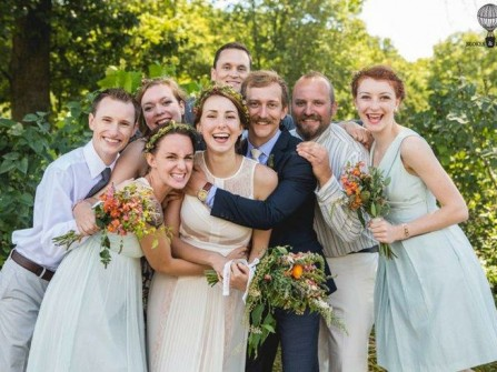 13 cách cứu nguy cho cô dâu trong ngày cưới – P.2