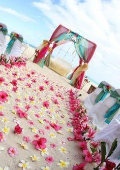Tiệc cưới ngoài trời: Sắp xếp các khu vực