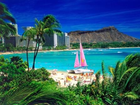 Du ngoạn thiên đường ở quần đảo Hawaii