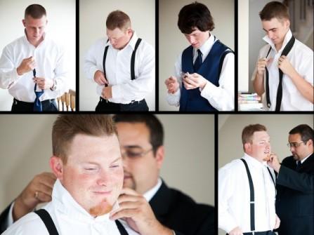 50 khoảnh khắc đám cưới nên lưu giữ (Phần 1)
