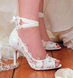5 bước để có giày cưới như ý