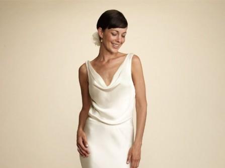 Bí quyết chọn áo cưới vải satin