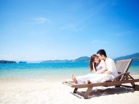 10 mẹo chụp ảnh cưới đẹp khi chú rể thấp