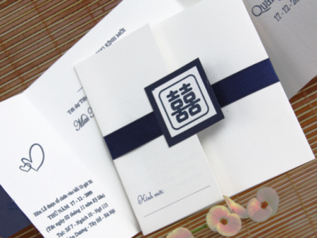 Thiệp cưới Hồng Kông
