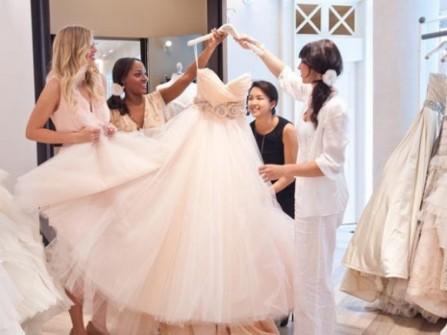 8 điều cần đọc trước khi mua váy cưới