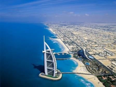 Tuần trăng mật kỳ ảo ở Dubai - UAE