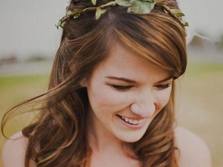 Dành cho cô dâu: 8 kiểu biến tấu tóc uốn xoăn