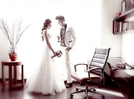 Ảnh cưới trẻ trung và hiện đại cùng Ngọc Huy Studio