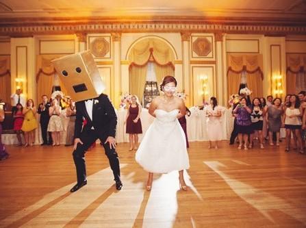 Làm đám cưới theo phong cách riêng của bạn