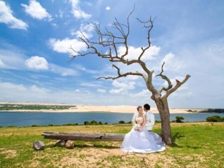 Chuẩn bị hành trang đi...chụp ảnh cưới