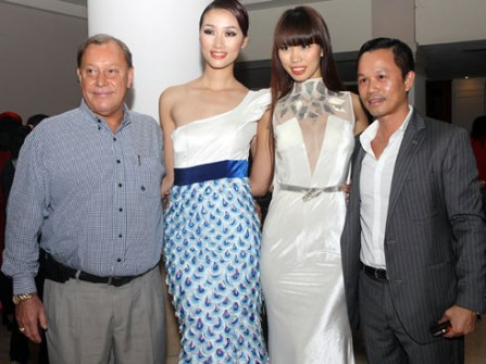 Huyền Trang Next Top Model hóa cô dâu xinh