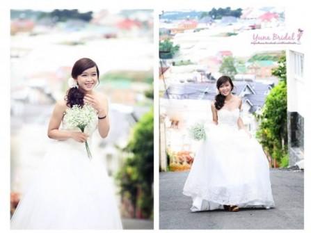 Ảnh cưới trên thành phố mộng mơ Đà Lạt