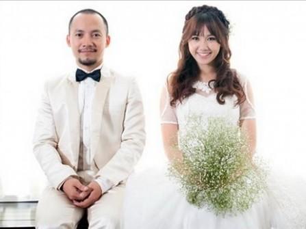 Chụp ảnh cưới đáng yêu như rapper Đinh Tiến Đạt