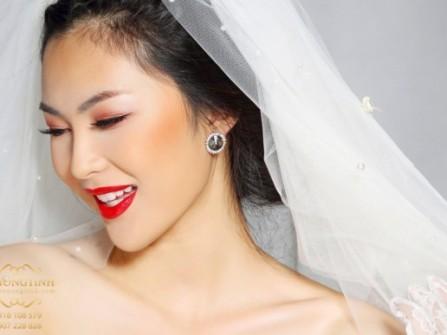 5 phong cách trang điểm cô dâu ấn tượng