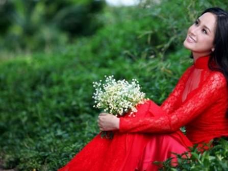 Bí quyết chọn áo dài cưới