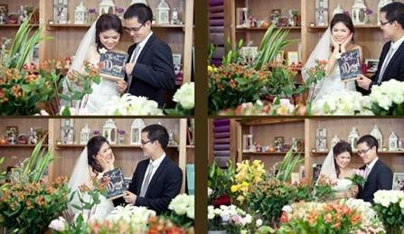 4 quán cà phê chụp ảnh cưới ở tp.HCM