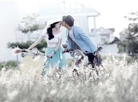 Lang thang chụp hình cưới trên đất Sài thành