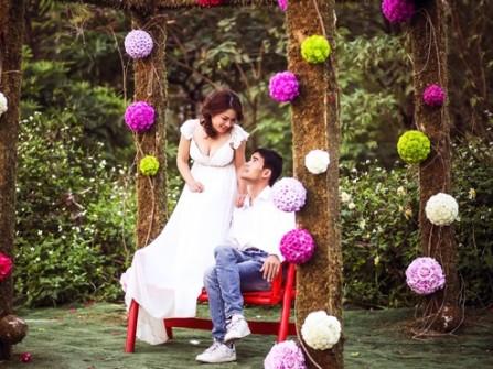 Áo cưới Lâm Phong