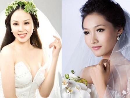 Trang điểm cô dâu tối giản