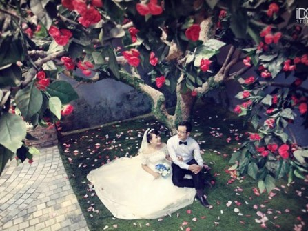 4 địa điểm chụp ảnh cưới đẹp trong nhà ở Hà Nội