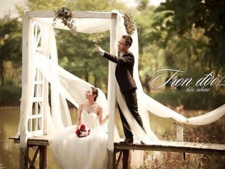Điểm chụp ảnh cưới ngoại cảnh đẹp ở Thủ đô