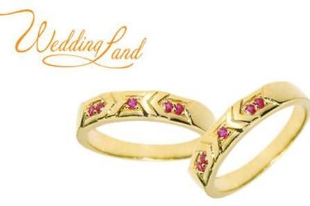 Chọn nhẫn cưới Wedding Land, không lo ngân sách