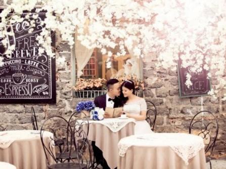 Tản mạn về phong cách ảnh cưới 2014