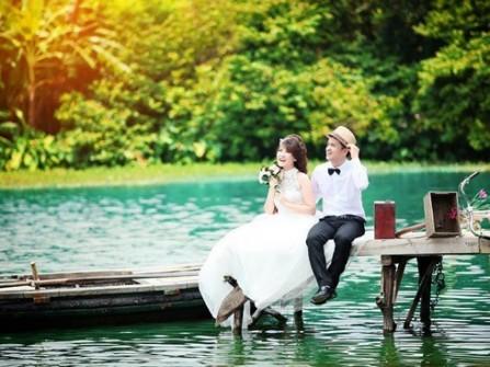 Địa điểm chụp ảnh cưới ở Hà Nội