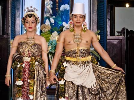 Indonesia rộn ràng với đám cưới công chúa