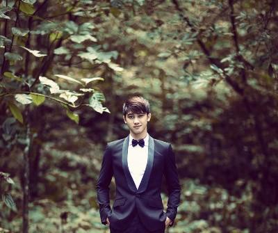 Vest cưới đen mẫu 20