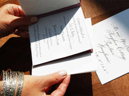 3 bí quyết chọn lọc khách mời tham dự đám cưới