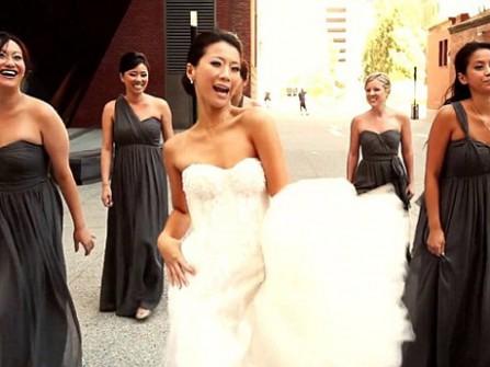 Nhảy múa có lợi cho các cô dâu