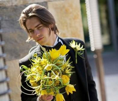 Hoa cưới lạ cho những cặp đôi thích sự khác biệt